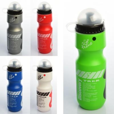 Спортивная бутылочка для воды 23.5х7см Profi (MS 1220)