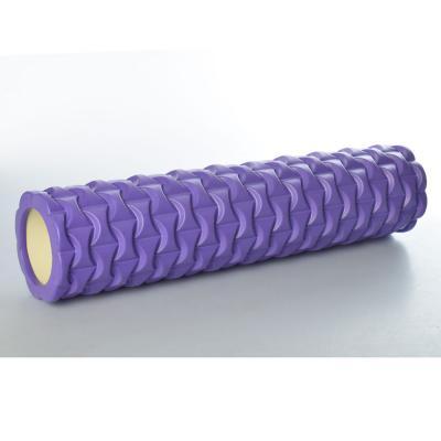 Валик (ролик) массажный для спины и йоги Profi (MS 2512)