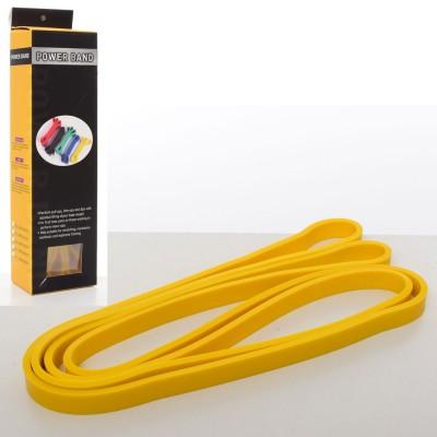 Резинка для подтягиваний, турника, фитнеса (эспандер резиновый спортивный) 2080x13 мм OSPORT (MS 2235-1)