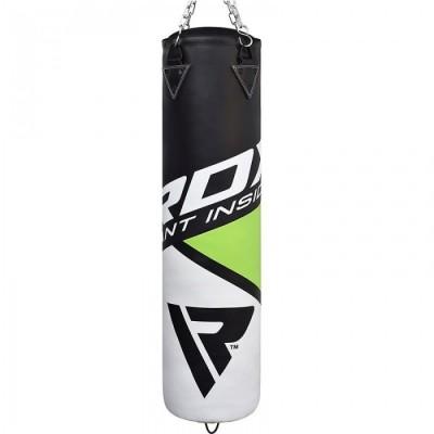 Боксерский мешок RDX Rex Leather Green 1.5 м, 45-55 кг 40250