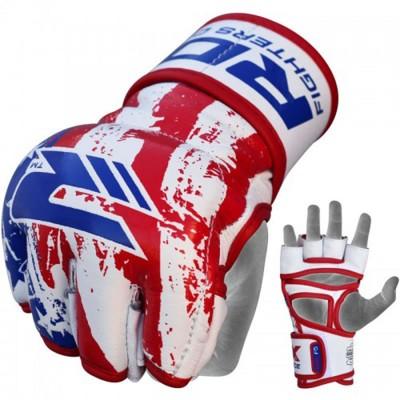 Перчатки ММА RDX USA