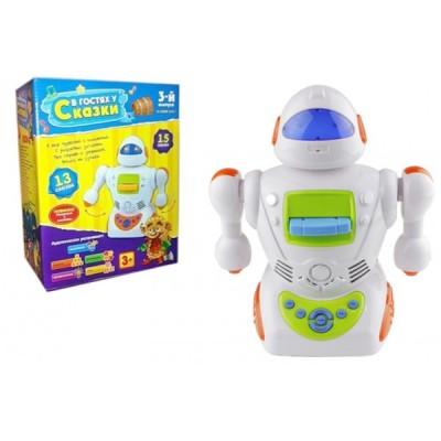 Игра Робот-сказочник RoyalToys 0424