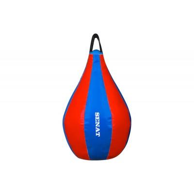 Боксерская груша SENAT подвесная ПВХ 40х22, 8кг