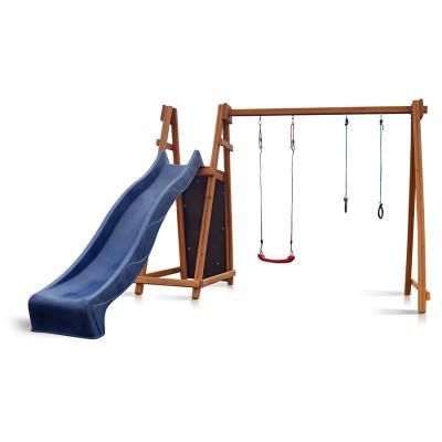 Детская горка трехметровая SportBaby (Babyland-8)