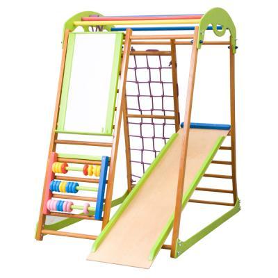 Детский спортивный комплекс 132х85х130см SportBaby (BabyWood Plus)