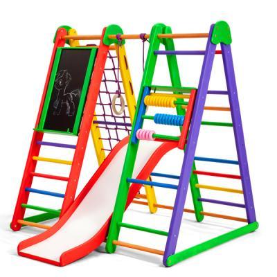 Детский спортивный уголок 130х100х130см SportBaby (Эверест 2)
