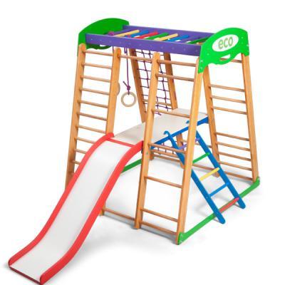 Детский спортивный комплекс 132х124х150см SportBaby (Карапуз Plus 2)