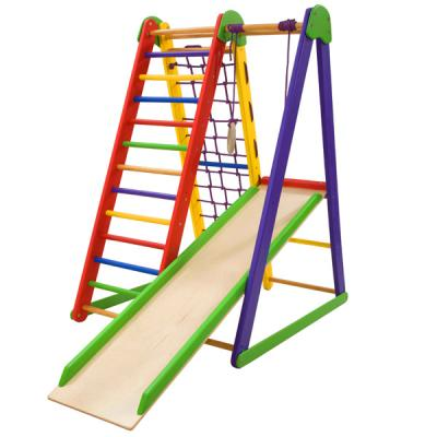 Детский спортивный уголок 80х100х130см SportBaby (Kind-Start 3)