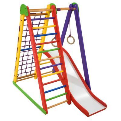 Детский спортивный уголок 80х100х130см SportBaby (Kind-Start 4)