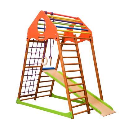 Детский спортивный комплекс 132х85х150см SportBaby (KindWood)