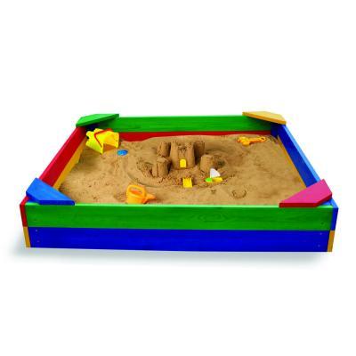 Детская песочница 1,45х1,45м SportBaby (Песочница-1)