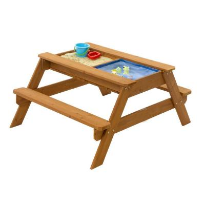 Детская песочница-стол 2х1,5м SportBaby (Песочница-2)