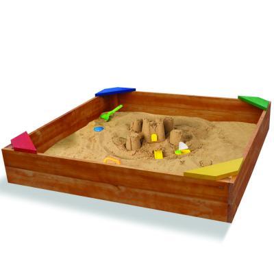 Детская песочница 1,45х1,45м SportBaby (Песочница-9)