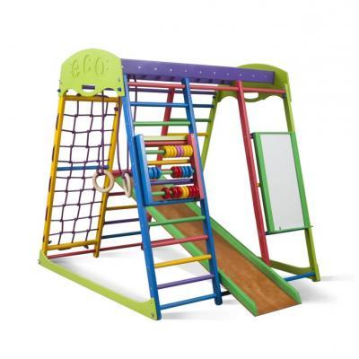 Детский спортивный комплекс 132х124х130см SportBaby (Юнга)