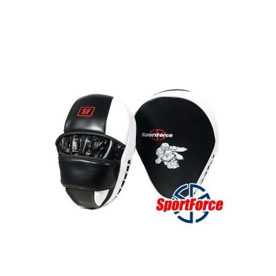 Боксерские лапы SportForce SF-FP02 для бокса и единоборств
