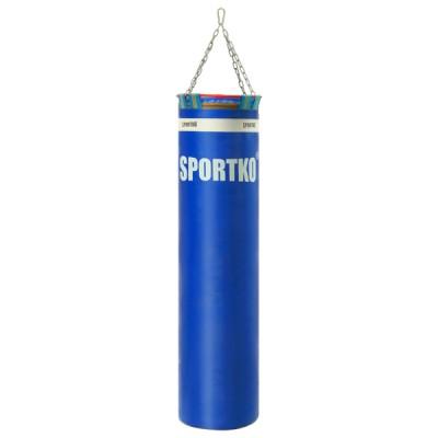 Боксерский мешок из ПВХ Элит Sportko с цепями (МП00)