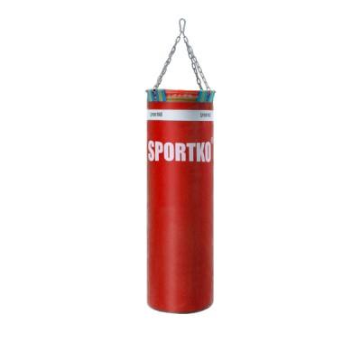 Боксерский мешок из ПВХ Элит Sportko с цепями (МП22)