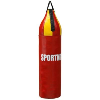 Боксерский мешок из ПВХ Шлемовидный Sportko (МП7)