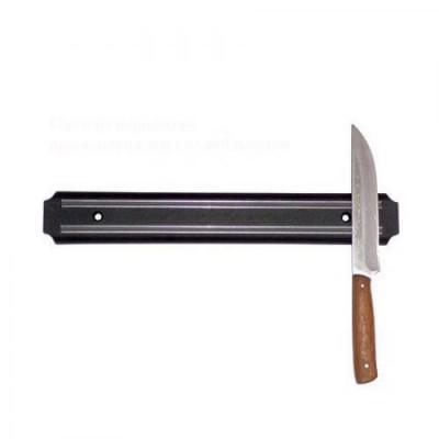 Магнитный держатель (планка) для ножей для кухни 38*5*1.5см Stenson (R16585)