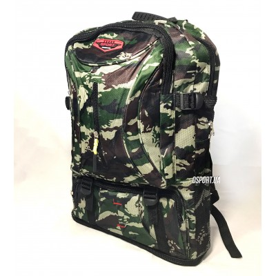 Рюкзак тактический (туристический) рейдовый 35х12х62см (N02117)