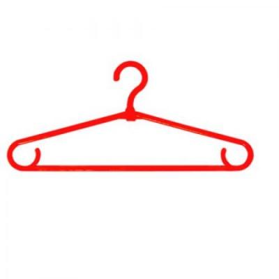 Вешалка пластиковая для одежды 41 см Stenson (ПП-ВУ1)