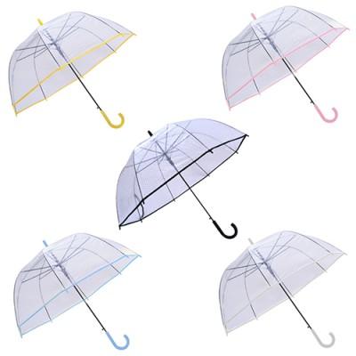 Зонт-трость полуавтомат 83см 8сп Stenson (R25584)