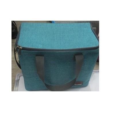 Термосумка (сумка-холодильник, термобокс) для еды и бутылочек с ручками 15л Stenson (R28808)