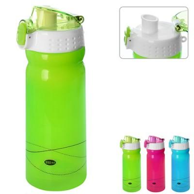 Спортивная бутылка (бутылочка) для воды 600мл Stenson (R83625)