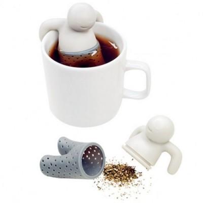 Чайное ситечко Человечек для чая Stenson (R86849)
