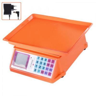 Весы торговые электронные настольные от 0 до 40кг Stenson (ME-0897)