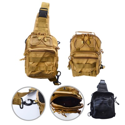 Барсетка (сумка) мужская тактическая для охоты и туризма на пояс 27х17х8см Stenson (N02220)