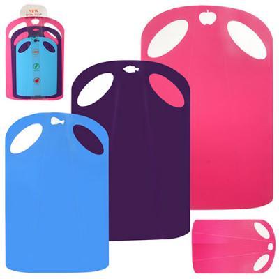 Набор разделочных досок пластик Stenson (R15444)