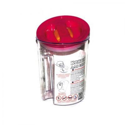 Контейнер для пищевых продуктов пластиковый 1.2л Stenson (PT-83047)