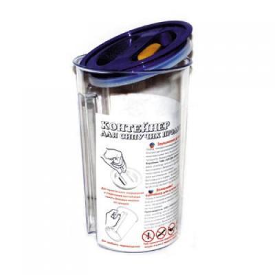 Контейнер для пищевых продуктов пластиковый 1.6л Stenson (PT-83054)