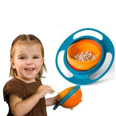 Тарелка детская (для детей) Непроливайка (N01235)