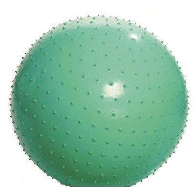 Гимнастический мяч с игольчатой поверхностью 85 см M-185