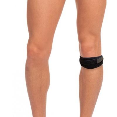 Бандаж на коленный сустав с фиксацией надколенника Т-8524