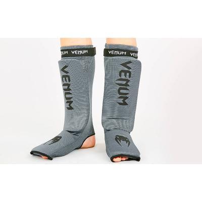 Защита для ног, голени и стопы (единоборств, ММА, каратэ) чулочного типа Venum (MA-6740)