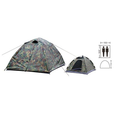 Палатка-автомат 2-х местная Zel SY-A03-HG