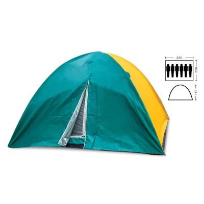 Палатка кемпинговая 6-и местная Zel SY-21