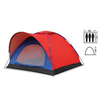 Палатка универсальная 3-х местная Zel SY-010