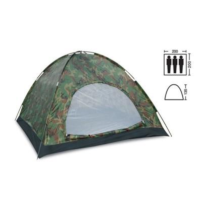 Палатка универсальная 3-х местная Zel SY-011