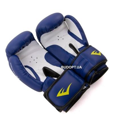 Перчатки боксерские Everlast BO-4228 Кожа (10, 12 унций)