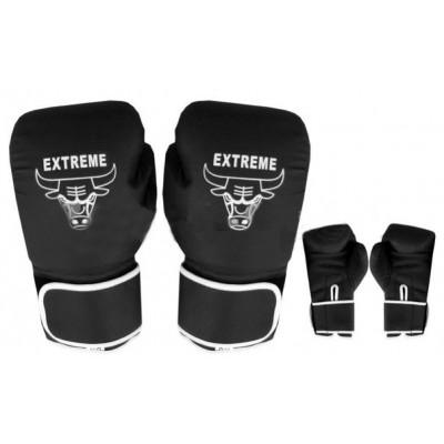 Перчатки боксерские Zelart PU EXTREME BO-3987EX