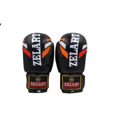 Перчатки боксерские Zel PU ZB-4276