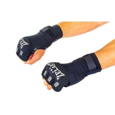 Перчатки с бинтом внутренние гелевые ZEL ZB-6106-L-XL, неопрен