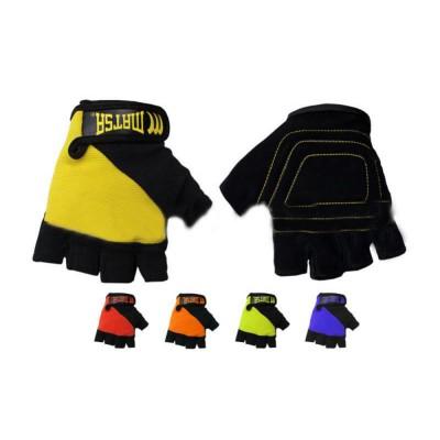 Перчатки спортивные (атлетические, тренировочные) для зала и фитнеса MATSA MA-4906