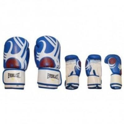 Перчатки боксерские Кожа Everlast BO-6162