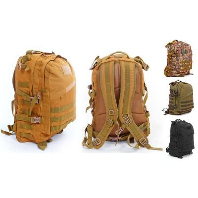 Рюкзак тактический штурмовой (трехдневный) Zel 3D