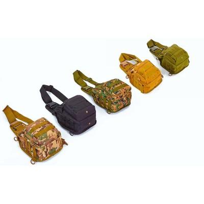 Рюкзак тактический патрульный (однолямочный) Zel TY-098